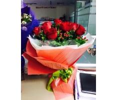 Hoa bó tình yêu DH56