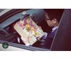 Hoa hộp đặc biệt DH30
