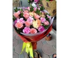 Hoa bó tròn - DH357