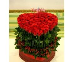 Hoa tình yêu đẹp - DH823