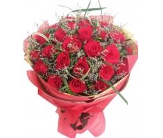 Hoa bó tình đẹp - DH827