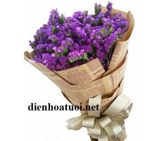 Hoa salem tím thủy chung - DH512