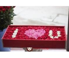 Hoa hộp i love you - DH317