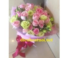 Bó hoa cao cấp - DH246