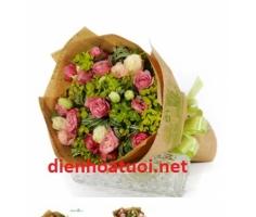 Hoa tươi đẹp DH333