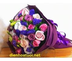 Bó hoa đẹp - DH201